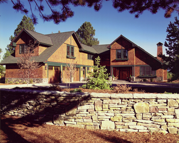 bend residence architecture