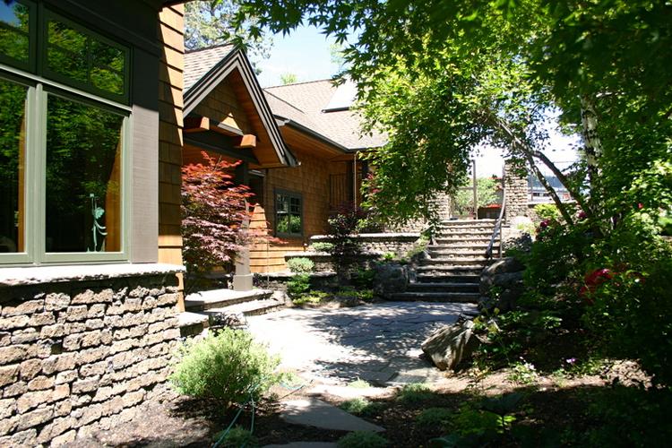 bend cottage architect