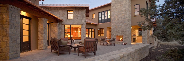 pronghorn villa toscana architect