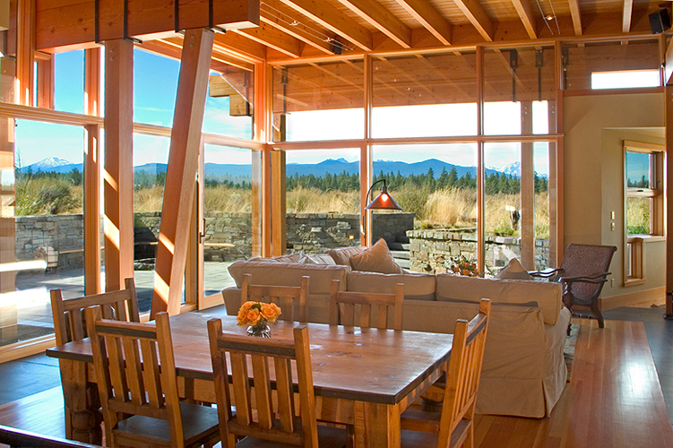 Residential Bend Architects of Central Oregon