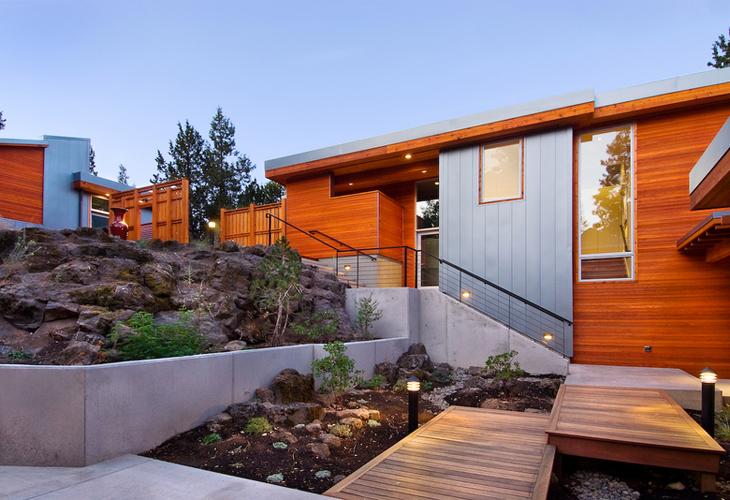 deschutes river modern architect