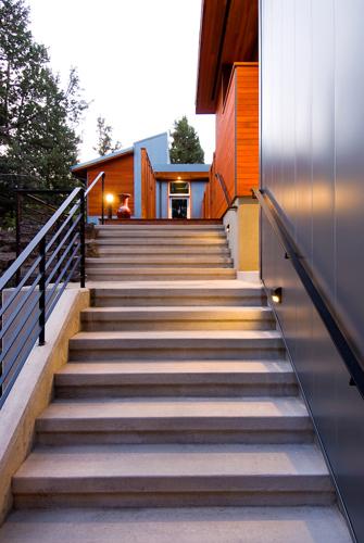 deschutes river modern architects