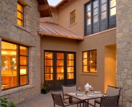 pronghorn villa architects