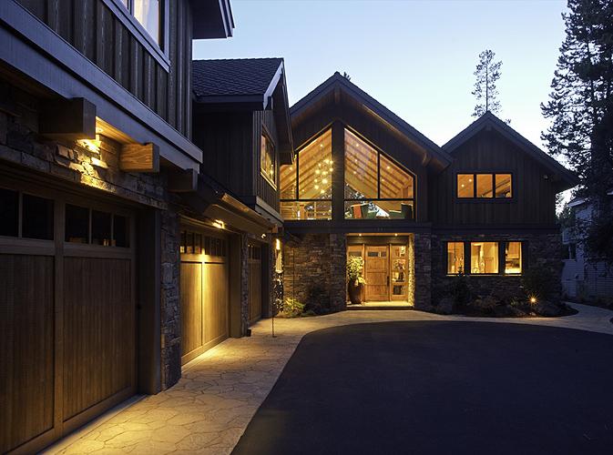 central oregon custom home design