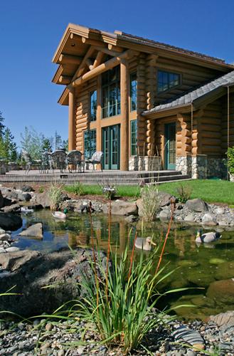 crosswater sunriver residential architecture