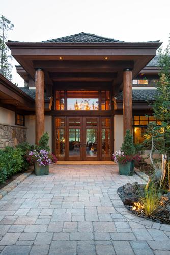 sunriver stone lodge architecture
