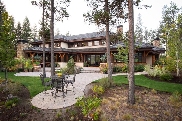sunriver stone lodge architects