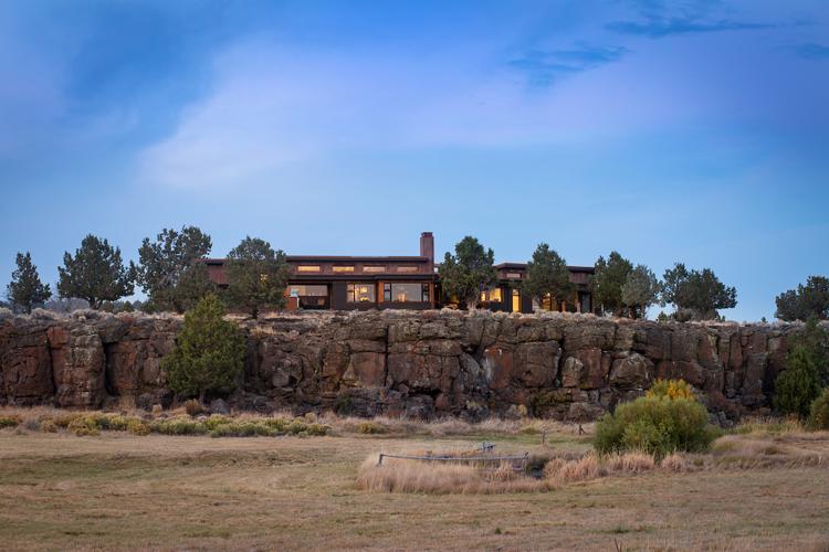 eastern oregon modern ranch architects