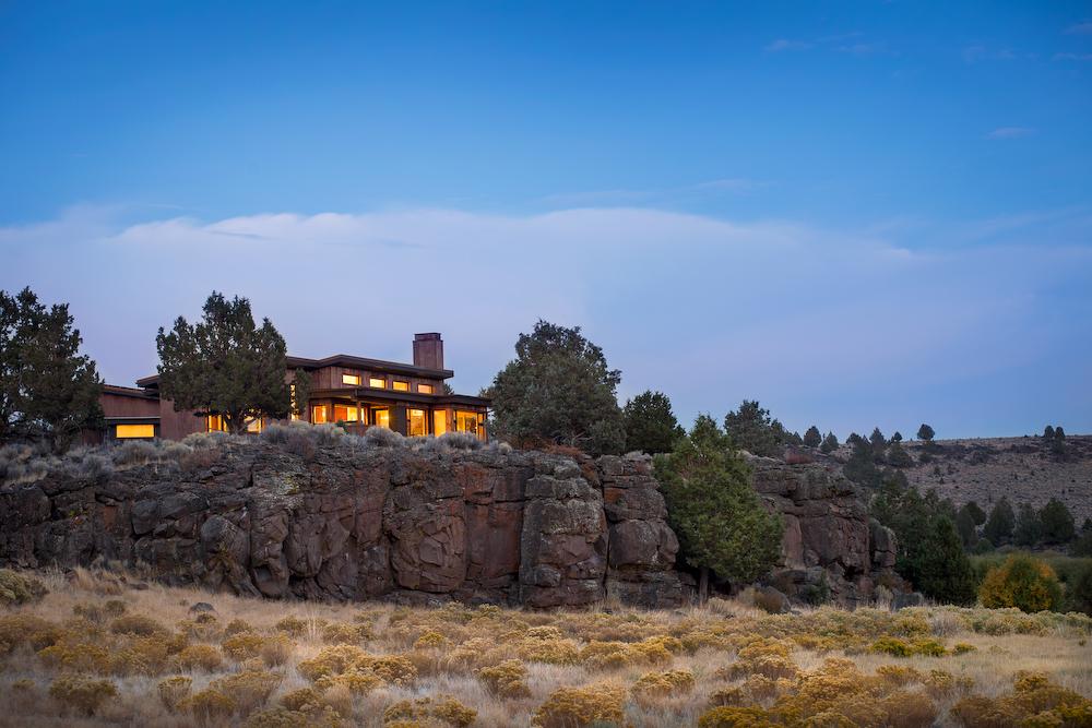 eastern oregon modern ranch - 1 500