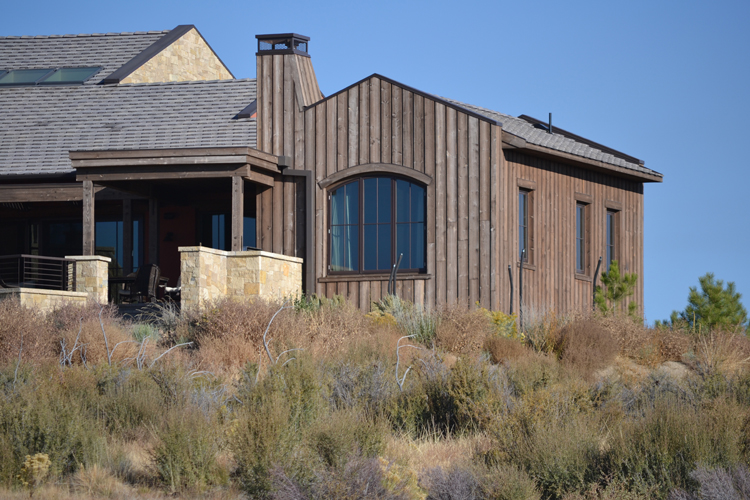 bend oregon hacienda architect