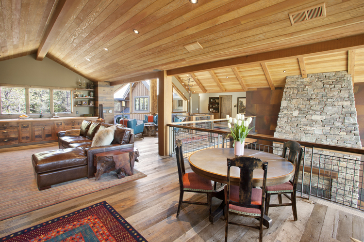sunriver residential lodge architects