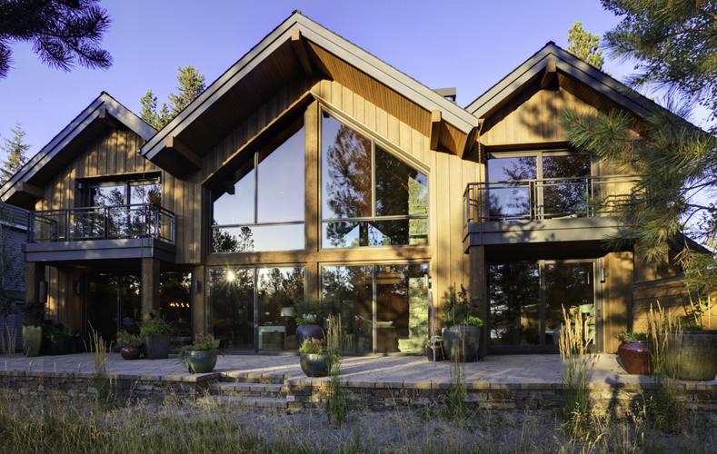 sunriver family lodge architecture