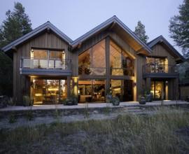 sunriver lodge architecture