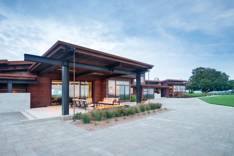 custom home design bend