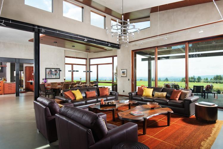 custom residence oregon