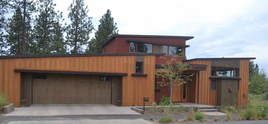 Central Oregon modern Home designers