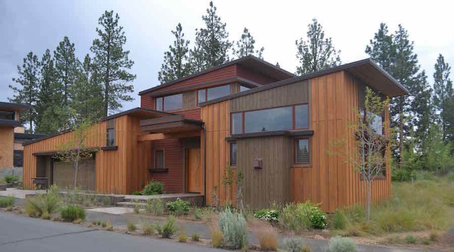 Bend Oregon Modern Home Designers