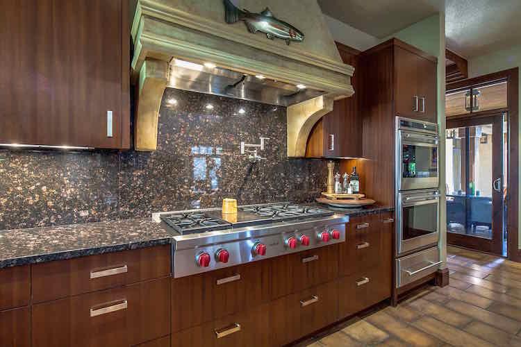 pronghorn custom home designer