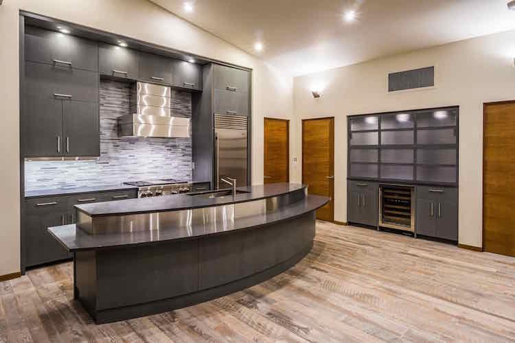 modern cabin home designer