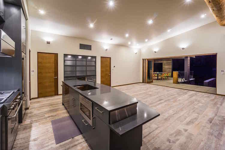 modern cabin architects