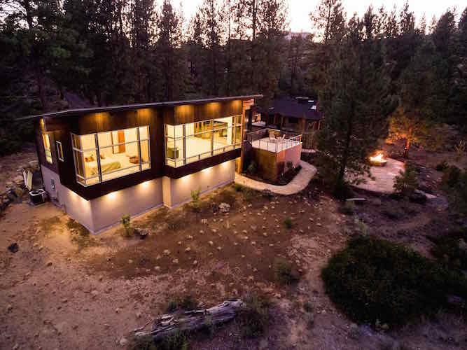 Central Oregon Modern design