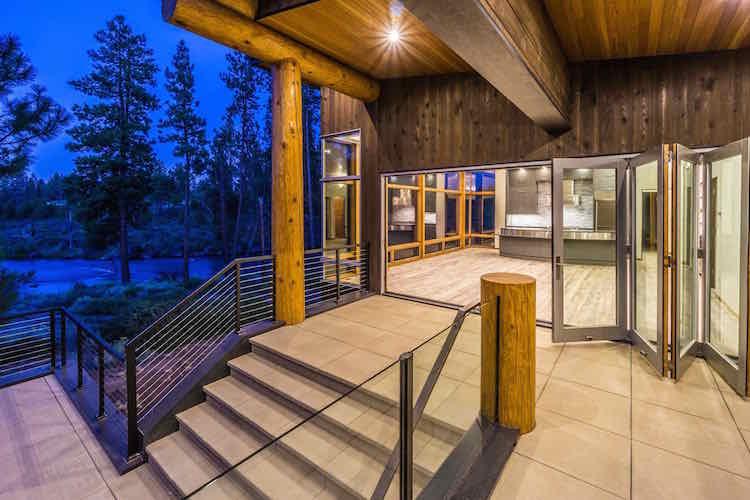 modern cabin dream home designers