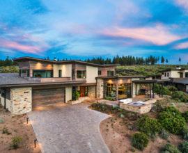 Oregon Modern Design butterfly roof