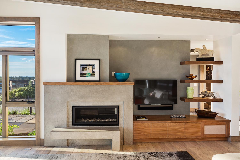 Oregon Modern Design regency fire