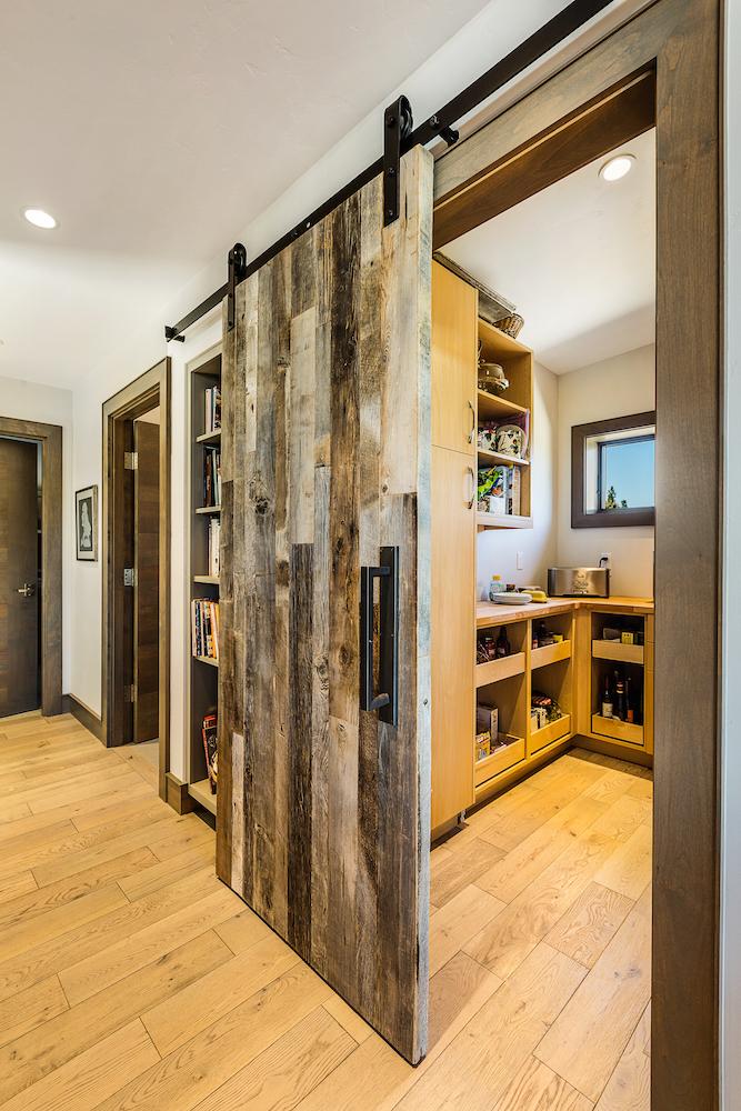 Oregon Modern Design barn door