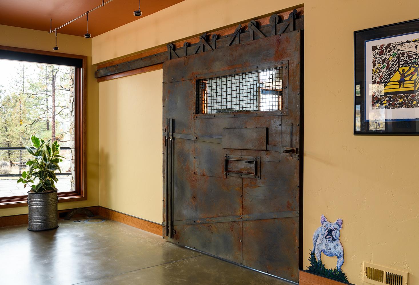 brander steel jailhouse art studio