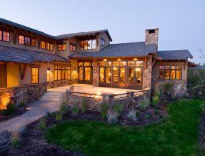 custom home architect central oregon