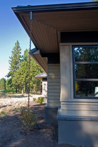 bend modern custom home architect