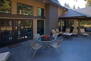 bend modern custom home architects