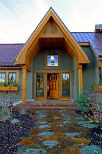 Camp Sherman, Oregon Retreat Architects