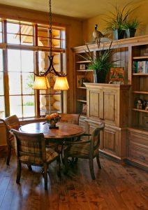 Central Oregon Residential Log Architect