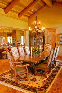 Sunriver Oregon Residential Log Architect