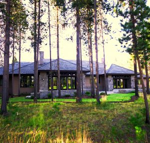 Modern Lodge Architects
