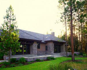 Modern Lodge Architect