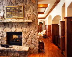Sunriver Modern Lodge Architecture
