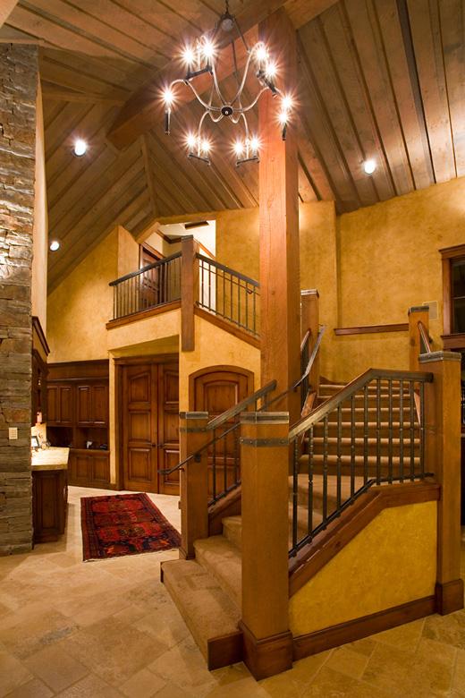 Sunriver Ski Lodge Architecture