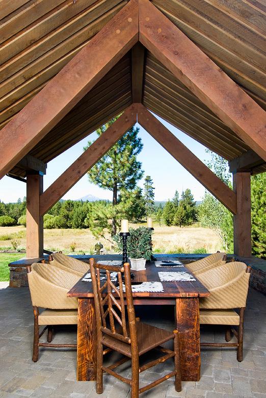 Central Oregon Ski Lodge Architect