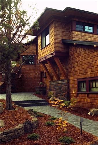 Central Oregon Lodge Architect