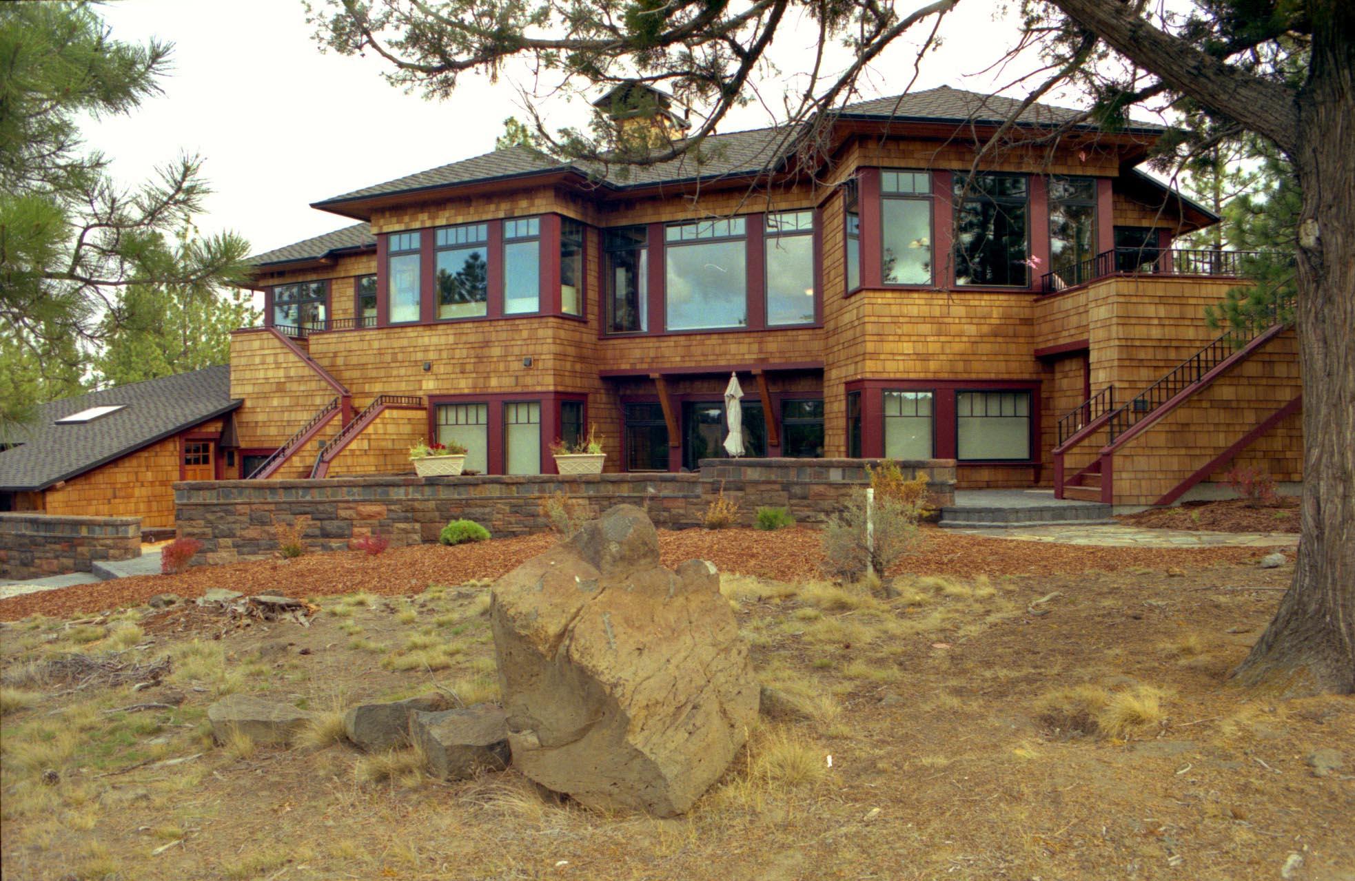 Bend Lodge Architect