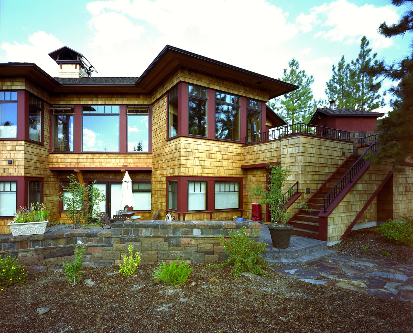 Bend Oregon Lodge Architect