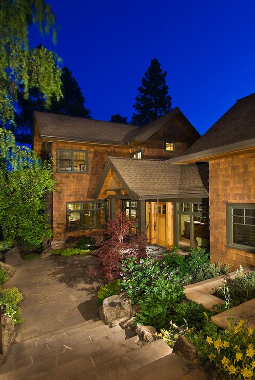 Central Oregon Architecture