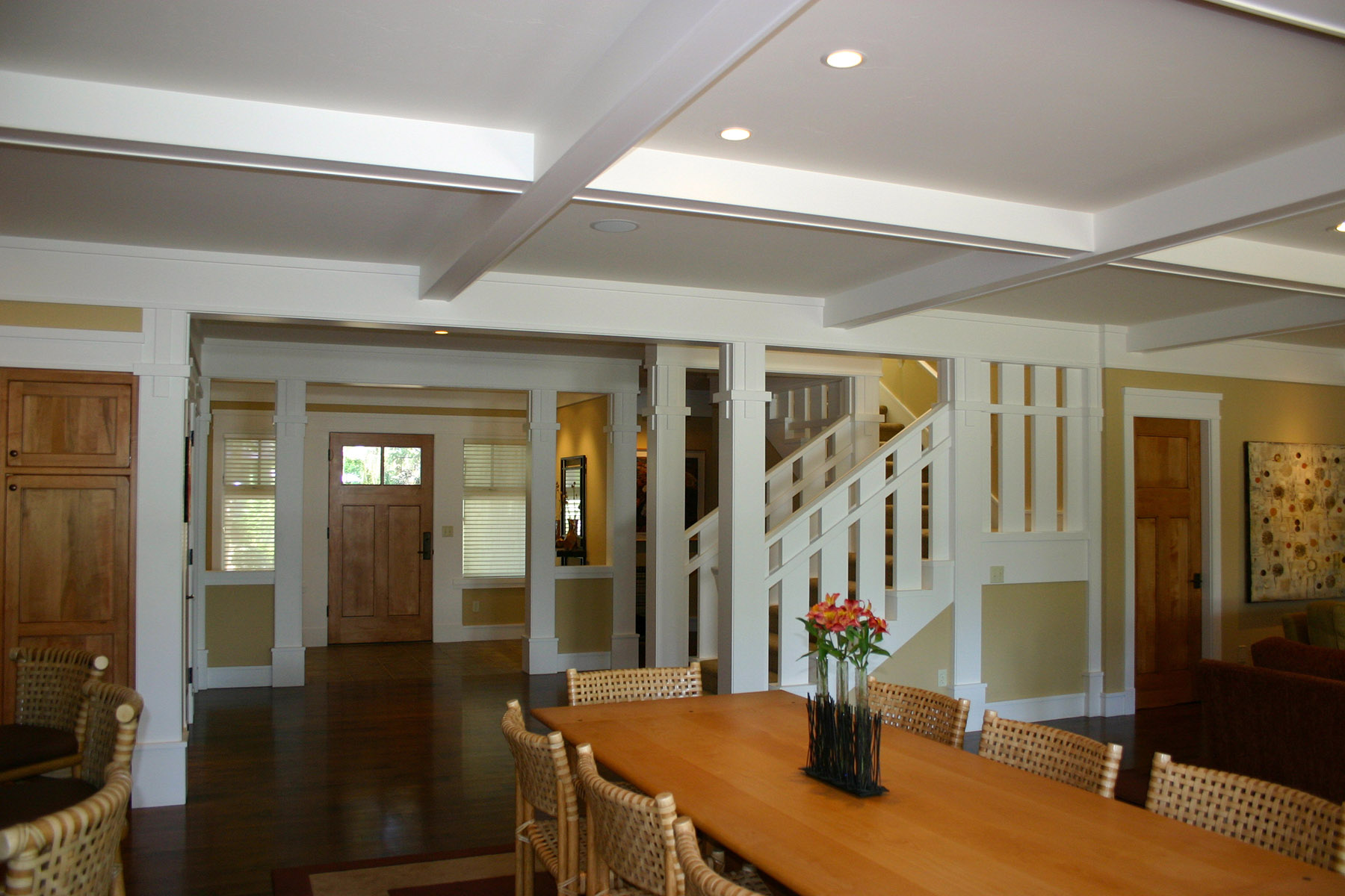 Bend Oregon Craftsman Architect