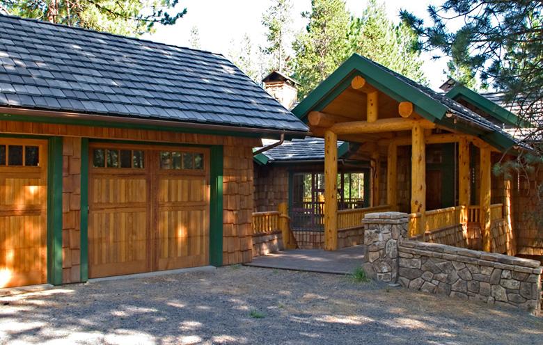 Sunriver Oregon Lodge Architecture