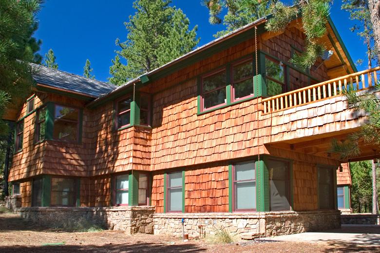 Mountain Lodge Sunriver Architect