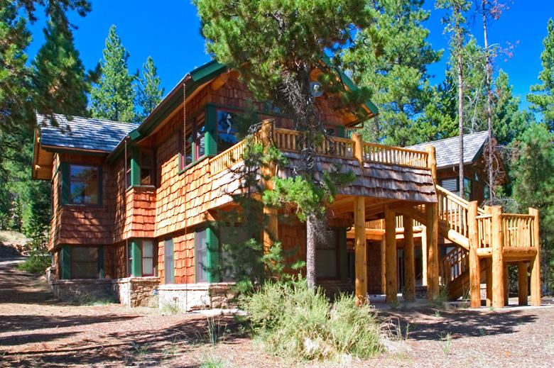 Mountain Lodge Sunriver Oregon Architect