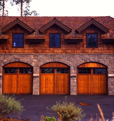 Bend Oregon Lodge Architects